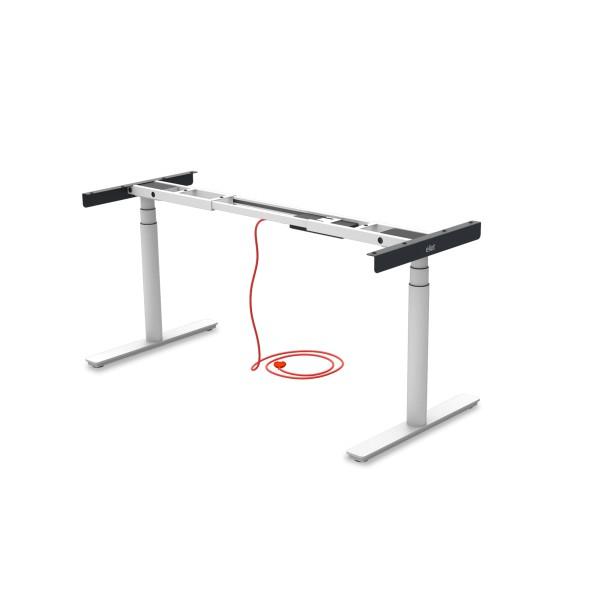 Eliot Elektro-Schreibtisch höhenverstellbar, breitenverstellbar - nur Gestell