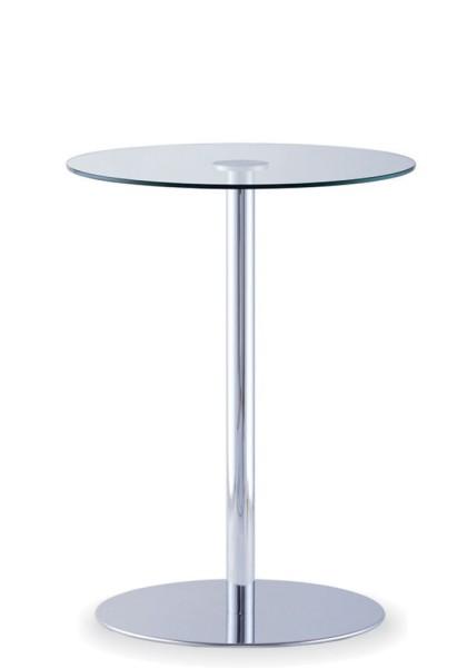 Rim Table Glas - Stehtisch 1100 mm Höhe
