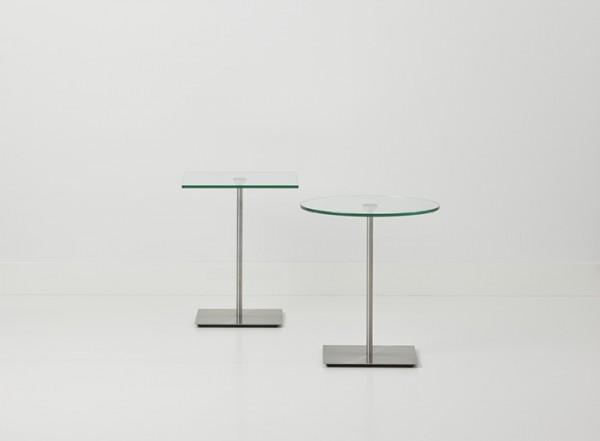 Cascando Design Beistelltisch Careo - Höhe 50 cm Ø 45 cm