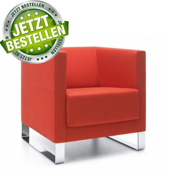 Profim Design Sessel Vancouver Lite Besuchersessel